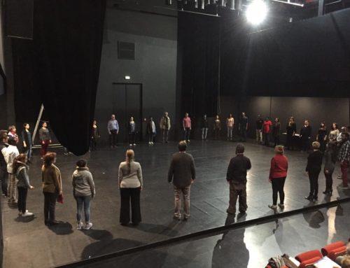 Atelier théâtre El Warsha à Metz