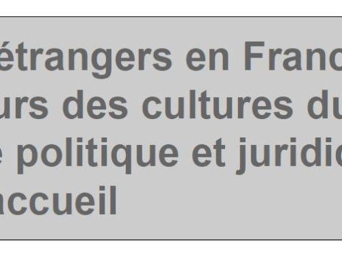 Les artistes étrangers en France, ambassadeurs des cultures du monde ?