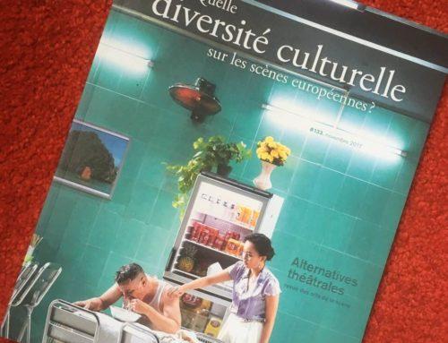 Édition spéciale d'Alternatives Théâtrales sur la diversité culturelle