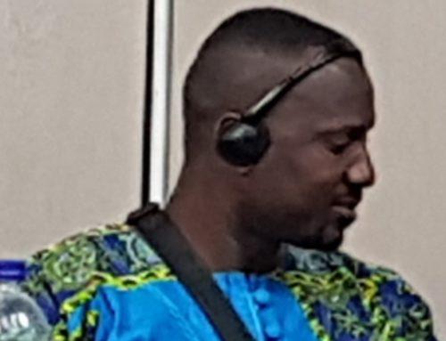 Davy Landoue (Congo-Brazzaville)