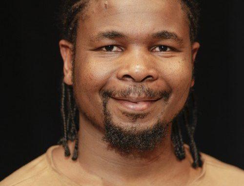 Xolani Mdluli, acteur et danseur (Afrique du Sud)