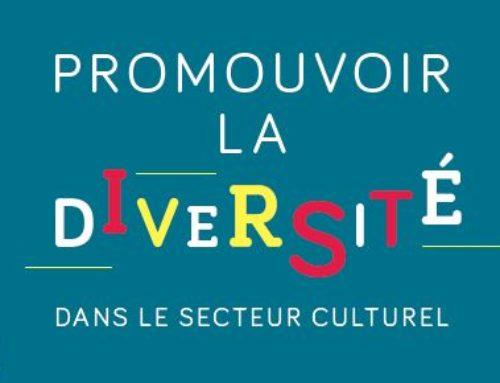 Promouvoir la diversité dans le secteur culturel